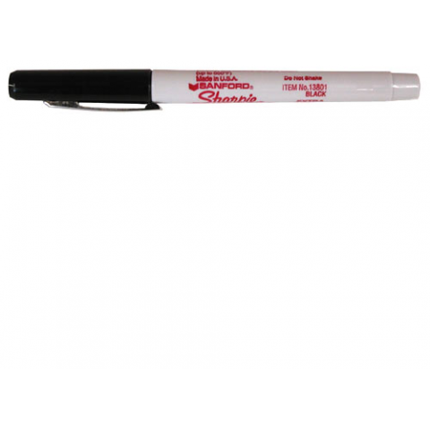 DIRECT ETCH RESIST PEN, EXTRA FINE POINT,BLK