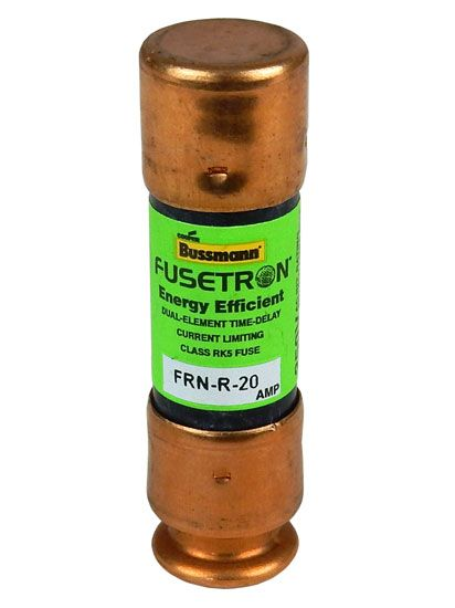 20 AMP FUSETRON(R) FUSES