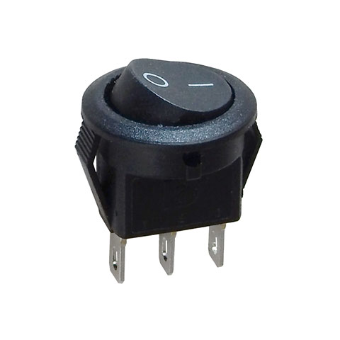 SPDT MINIATURE ROCKER SWITCH