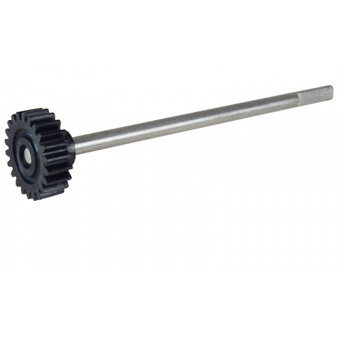 22-COG NYLON GEAR W/ AXLE
