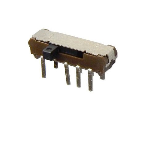 MINIATURE 3-POSITION SLIDE SWITCH