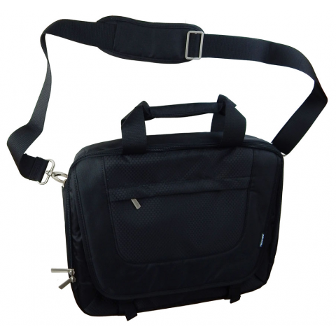 "NYLON LAPTOP BAG FOR UP TO 14.5"" LAPTOPS"