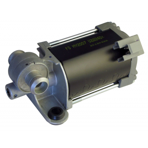 RIGHT-ANGLE DRIVE GEAR MOTOR