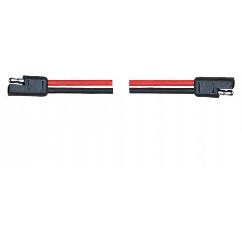 2-CONDUCTOR WATERPROOF CONNECTORS, 18 AWG