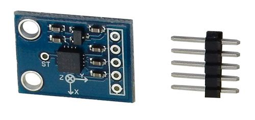 3-AXIS ACCELEROMETER