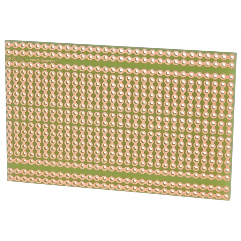 400 POINT SOLDERABLE BREADBOARD