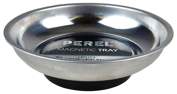 "MAGNETIC PARTS TRAY, 4"" DIAMETER"