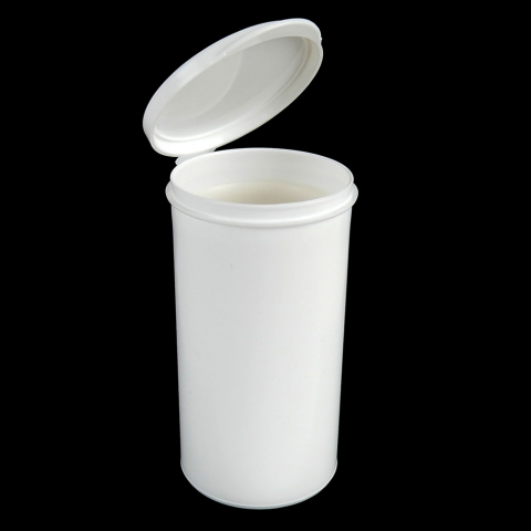 MOISTURE-TIGHT VIAL W/ DESICCANT SLEEVE