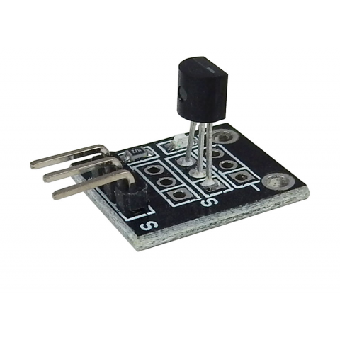DIGITAL TEMPERATURE SENSOR MODULE