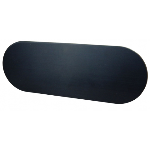 "11"" X 4"" X 1/4"" RUBBER PAD"