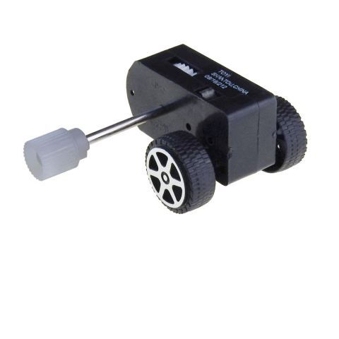 WIND-UP TOY MOTOR W/ WHEELS