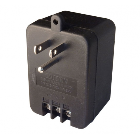 12VAC 1.67 AMP SCREW TERMINAL WALL TRANSFORMER