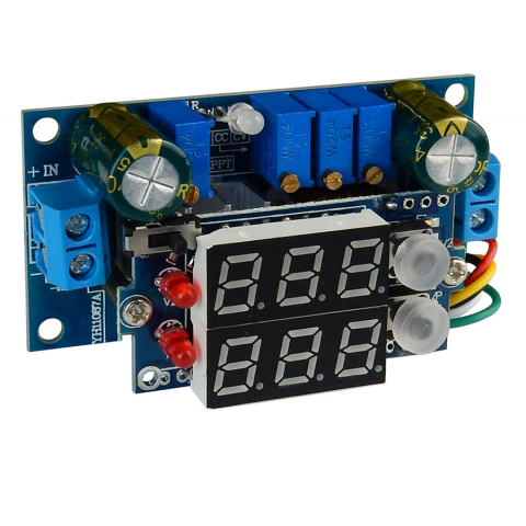 SOLAR PANEL CONTROLLER DC-DC STEP-DOWN