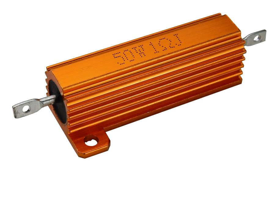 1 OHM 50 WATT METAL RESISTOR