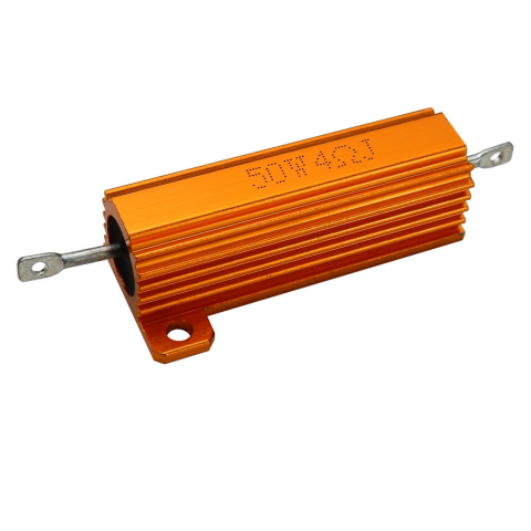 4 OHM 50 WATT METAL RESISTOR