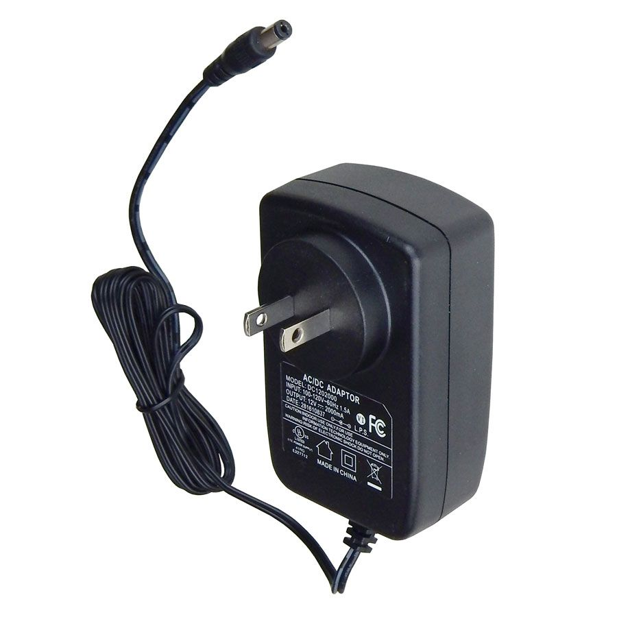 12VDC 2A POWER SUPPLY -- SPECIAL PRICE
