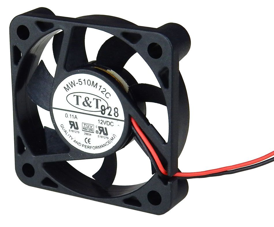 12VDC 50MM COOLING FAN