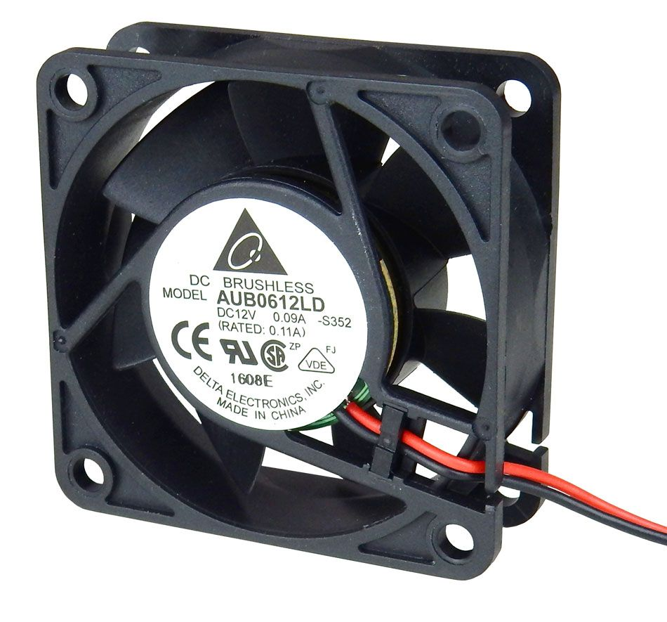 12VDC 60MM COOLING FAN