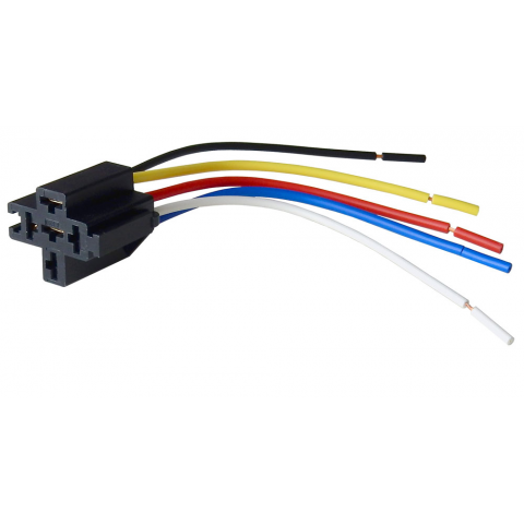 SOCKET FOR AUTOMOTIVE RELAY