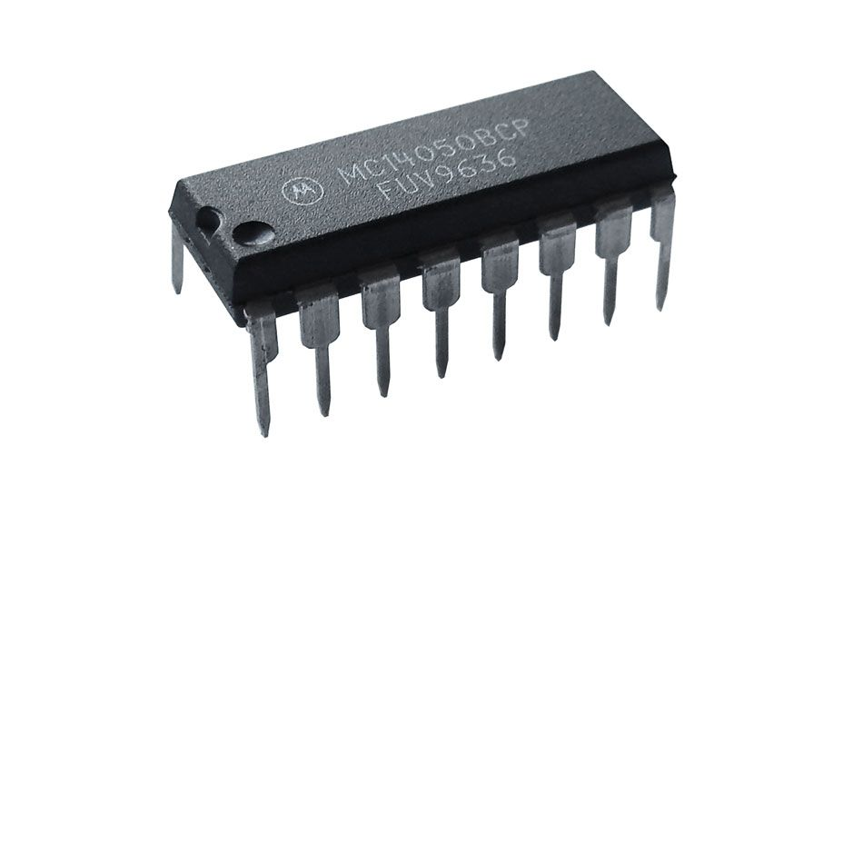 MC14050 HEX NON-INVERTING BUFFER/CONVERTER | All Electronics