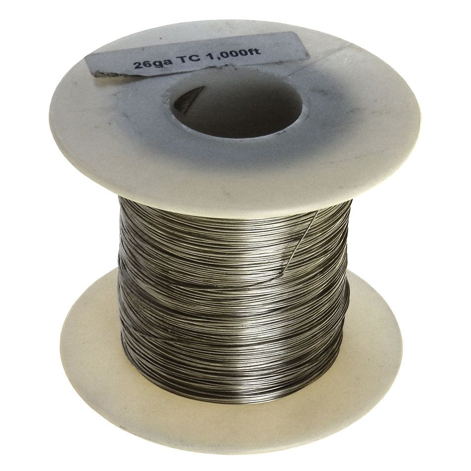 26 GAUGE BUSS WIRE, 1000' ROLL