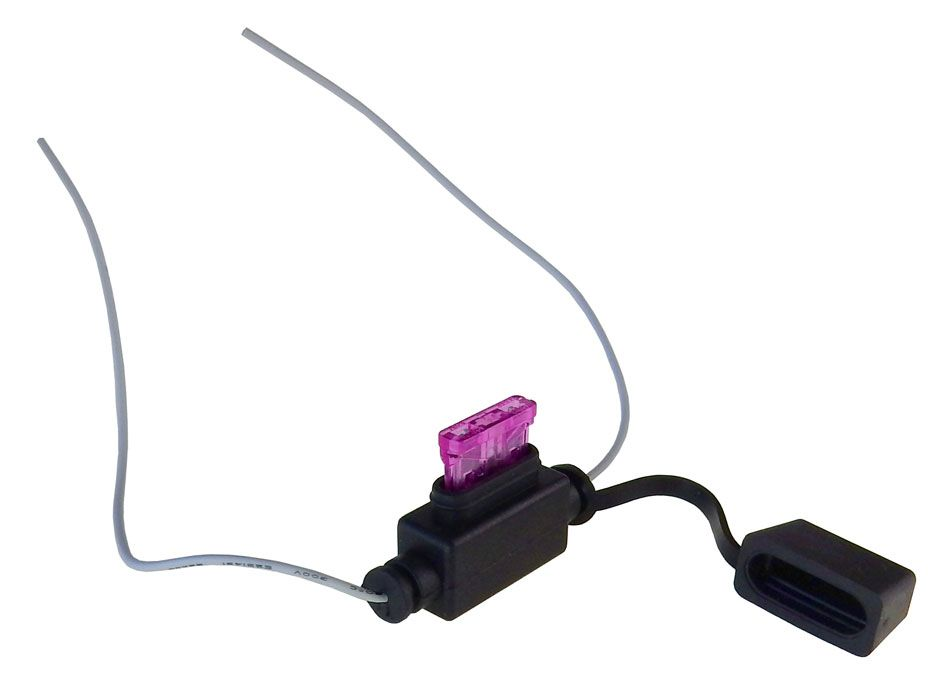 WEATHER-PROOF ATC FUSE HOLDER W/ 3A FUSE