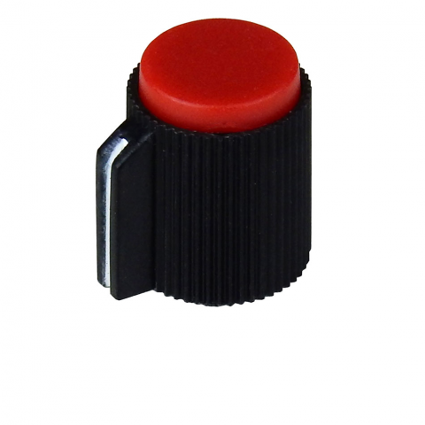 "KNOB FOR 1/4"" SHAFT"
