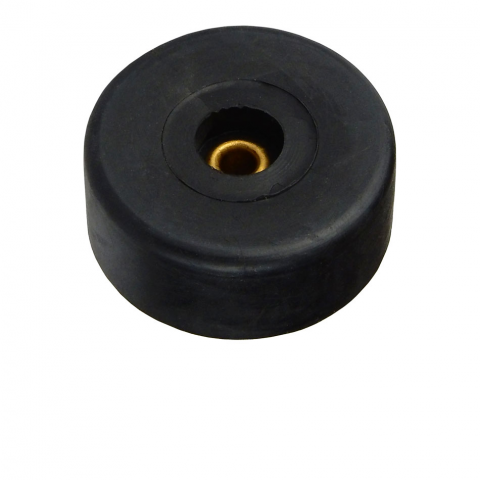 "1.46"" DIAMETER RUBBER FEET"