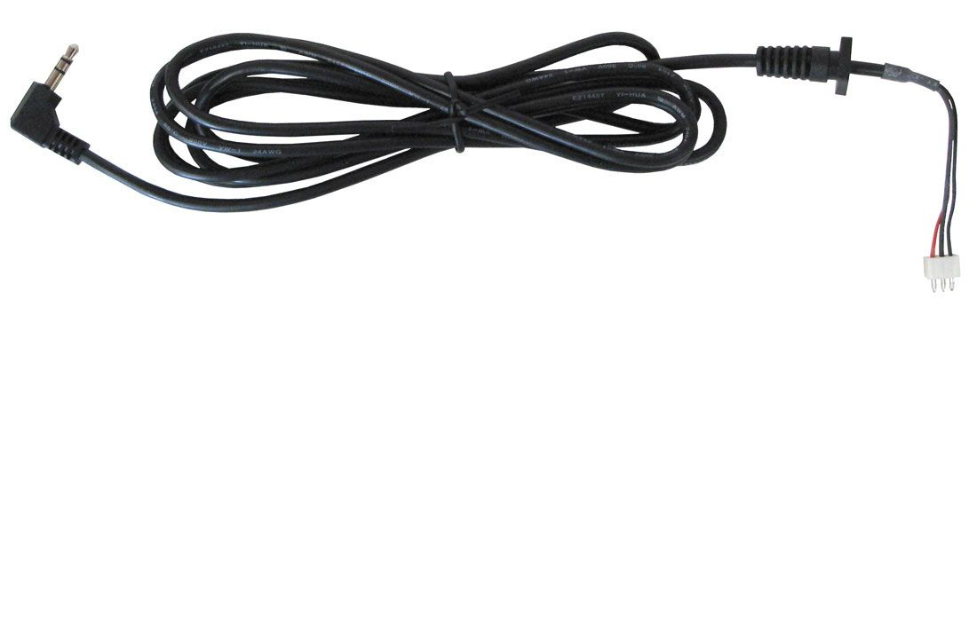 6' CABLE W/ 3.5MM STEREO PHONE PLUG