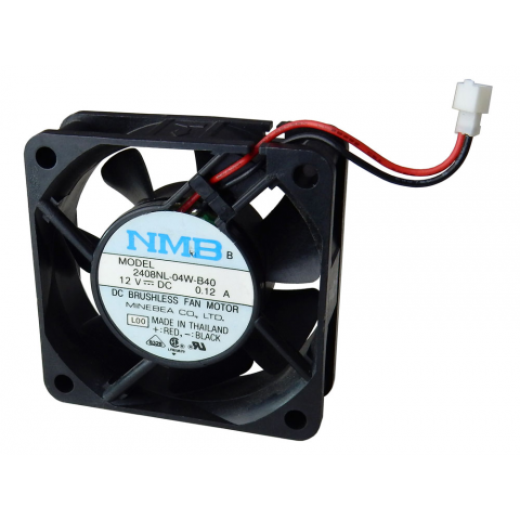 12 VDC 60MM SQUARE FAN