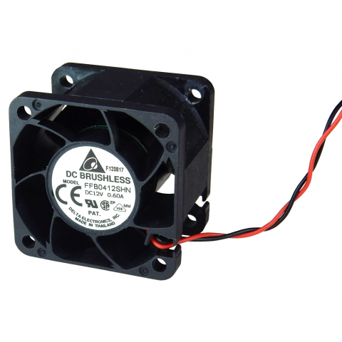 12 VDC 40MM SQUARE FAN