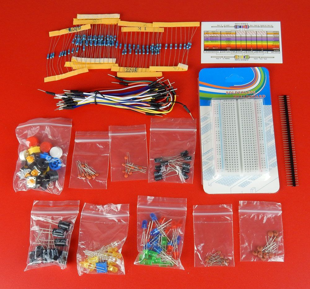 ELECTRONIC PARTS KIT