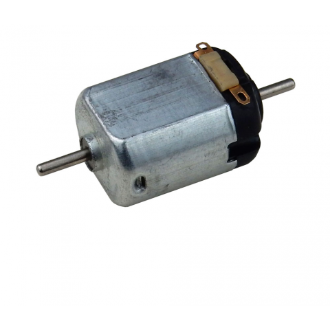 3 VDC DUAL SHAFT SMALL TOY MOTOR