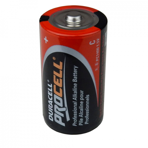 C ALKALINE BATTERY, PRO CELL