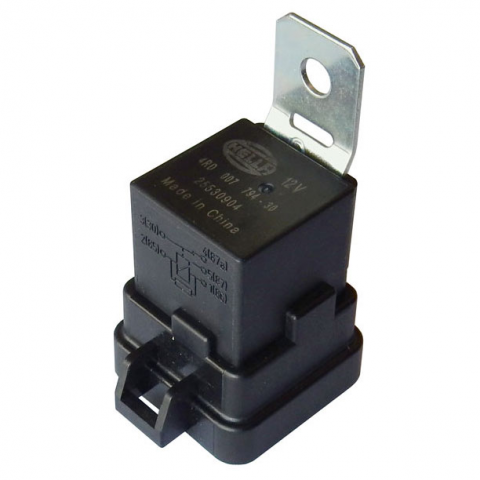 12VDC SPDT WEATHERPROOF AUTOMOTIVE RELAY