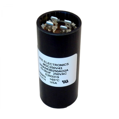 1uf 250v Polyester Capacitor All Electronics Corp