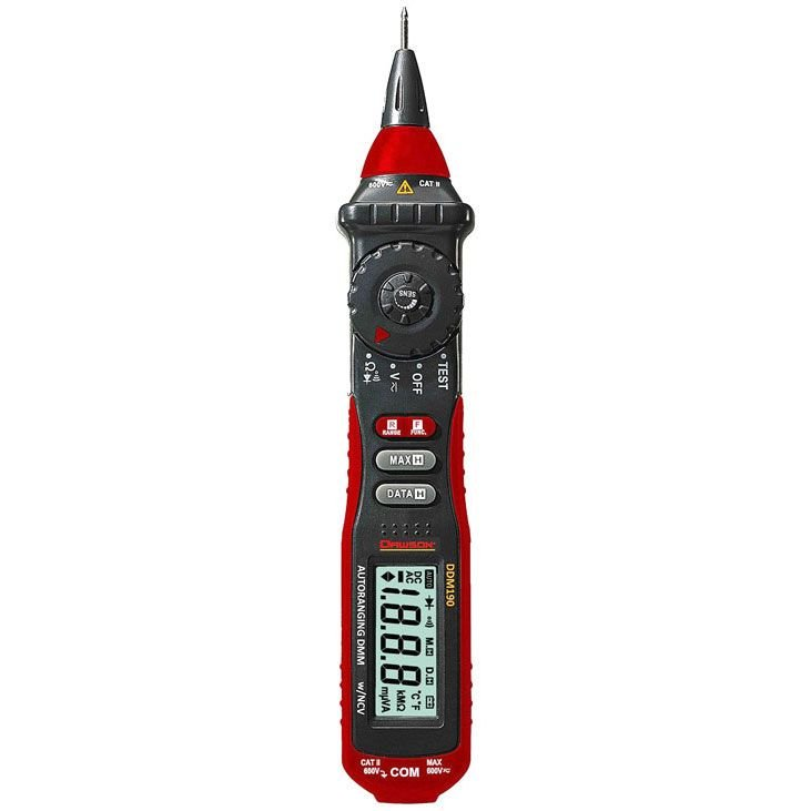 DIGITAL MULTIMETER W/ NCV DETECTOR