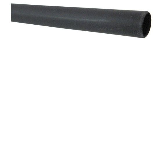 "3/32"" X 4' HEATSHRINK TUBE, BLACK"