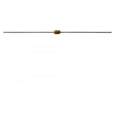 150 PF AXIAL CERAMIC CAPACITOR