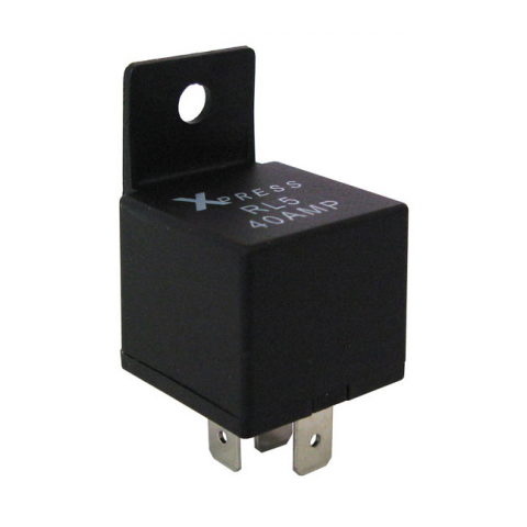 12VDC SPDT 40A AUTOMOTIVE RELAY