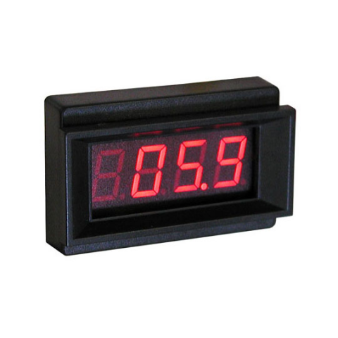 Requires Assembly 3-1//2 Digit LCD Panel Meter Kit