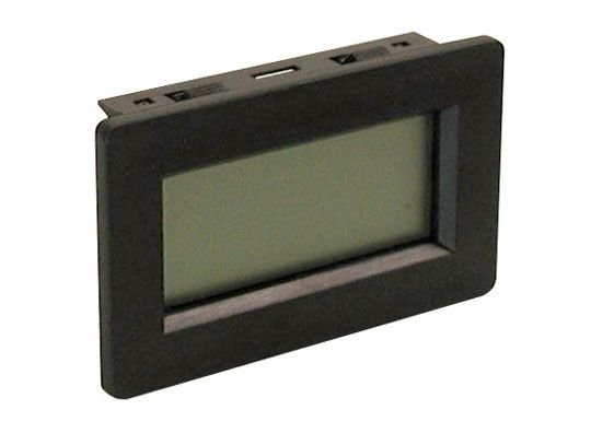3.5 DIGIT LCD PANEL METER, 0.2V SCALE