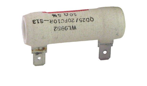 10 OHM 25 WATT CERAMIC RESISTOR