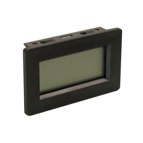 3.5 DIGIT LCD PANEL METER, 20 V SCALE