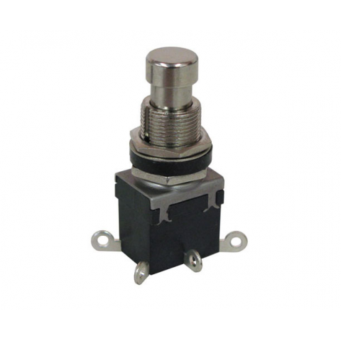 DPDT ON/OFF PUSHBUTTON SWITCH