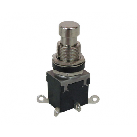 DPDT MOMENTARY PUSHBUTTON SWITCH