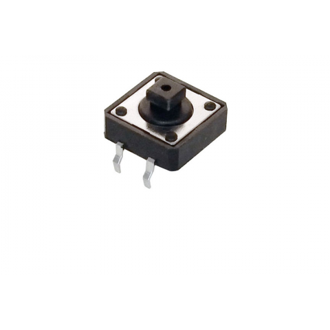 SPST MOMENTARY TACTILE PUSHBUTTON