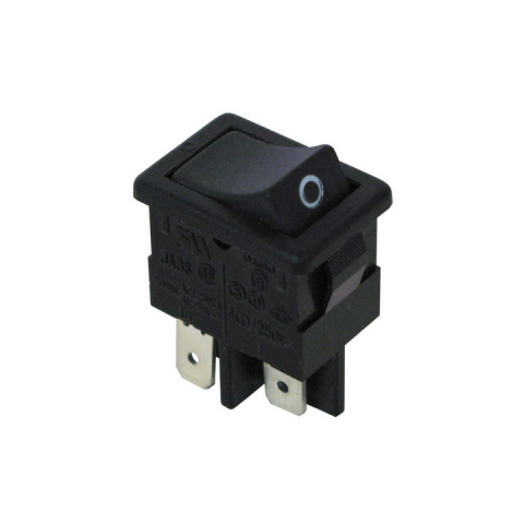 DPST ON-OFF ROCKER SWITCH