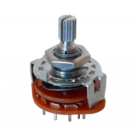 11-POSITION ROTARY SWITCH