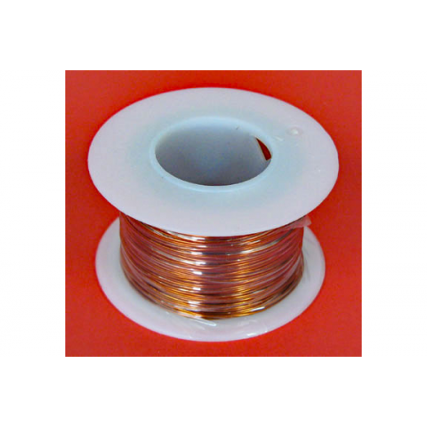 22 AWG MAGNET WIRE, 1/4 LB ROLL